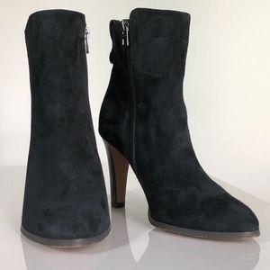 COACH JEMMA SUEDE ANKLE BOOT